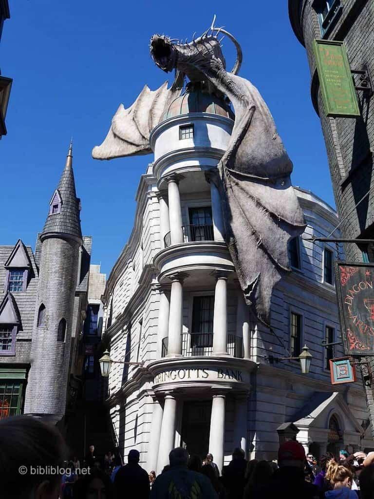 Gringotts Harry Potter Orlando