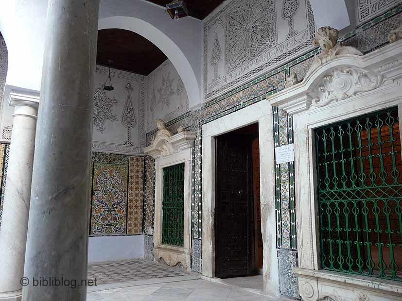 Kairouan-colonnes