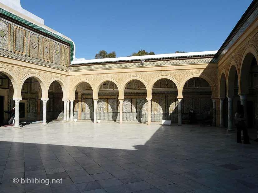 Kairouan-mosquee