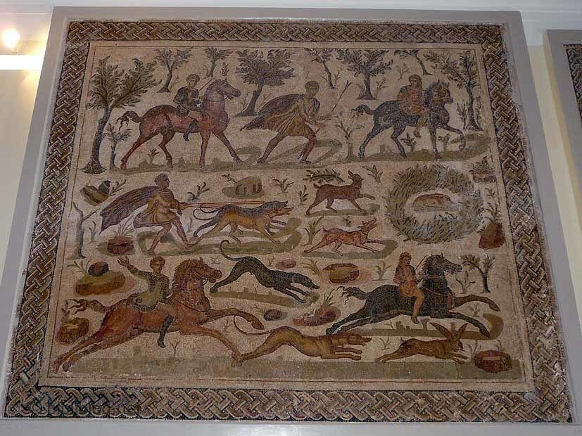 bardo-mosaïque-chasse