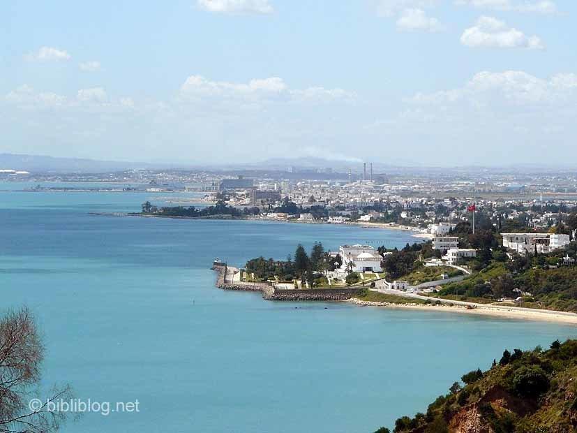 La tunisie du nord sidi bou sa d for Sidi bou said restaurant