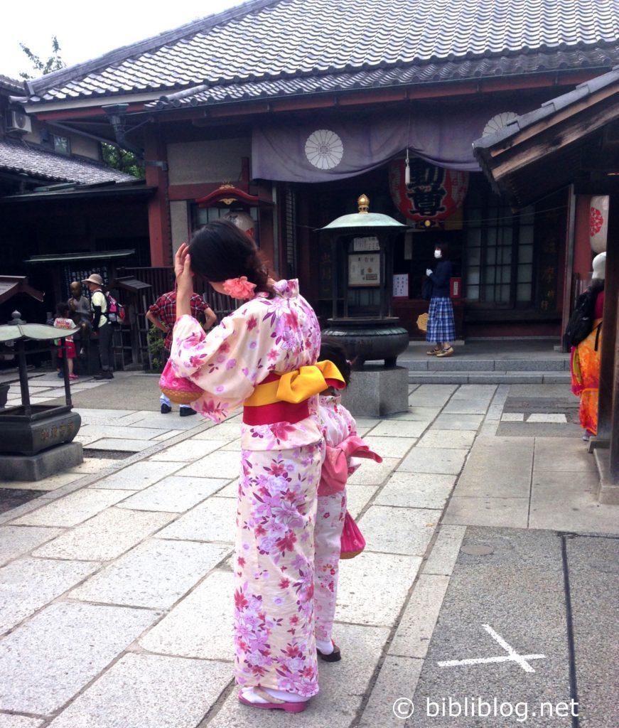 Asakusa-tokyo-kimono