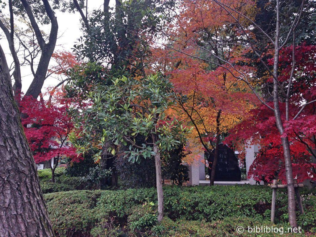 Zojo-ji-Tokyo-jardin