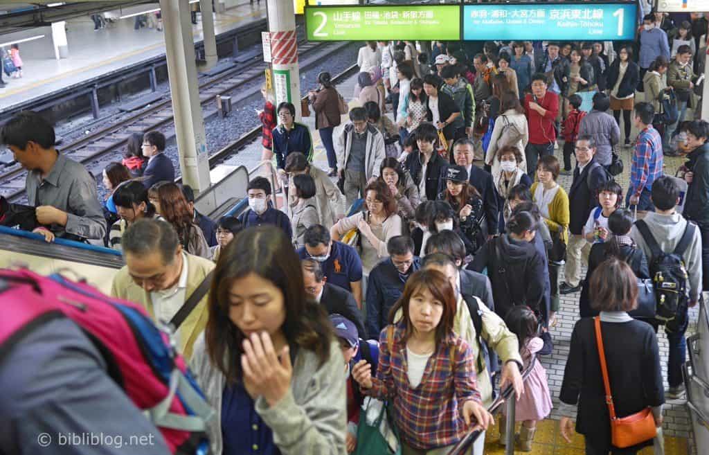 métro-tokyo