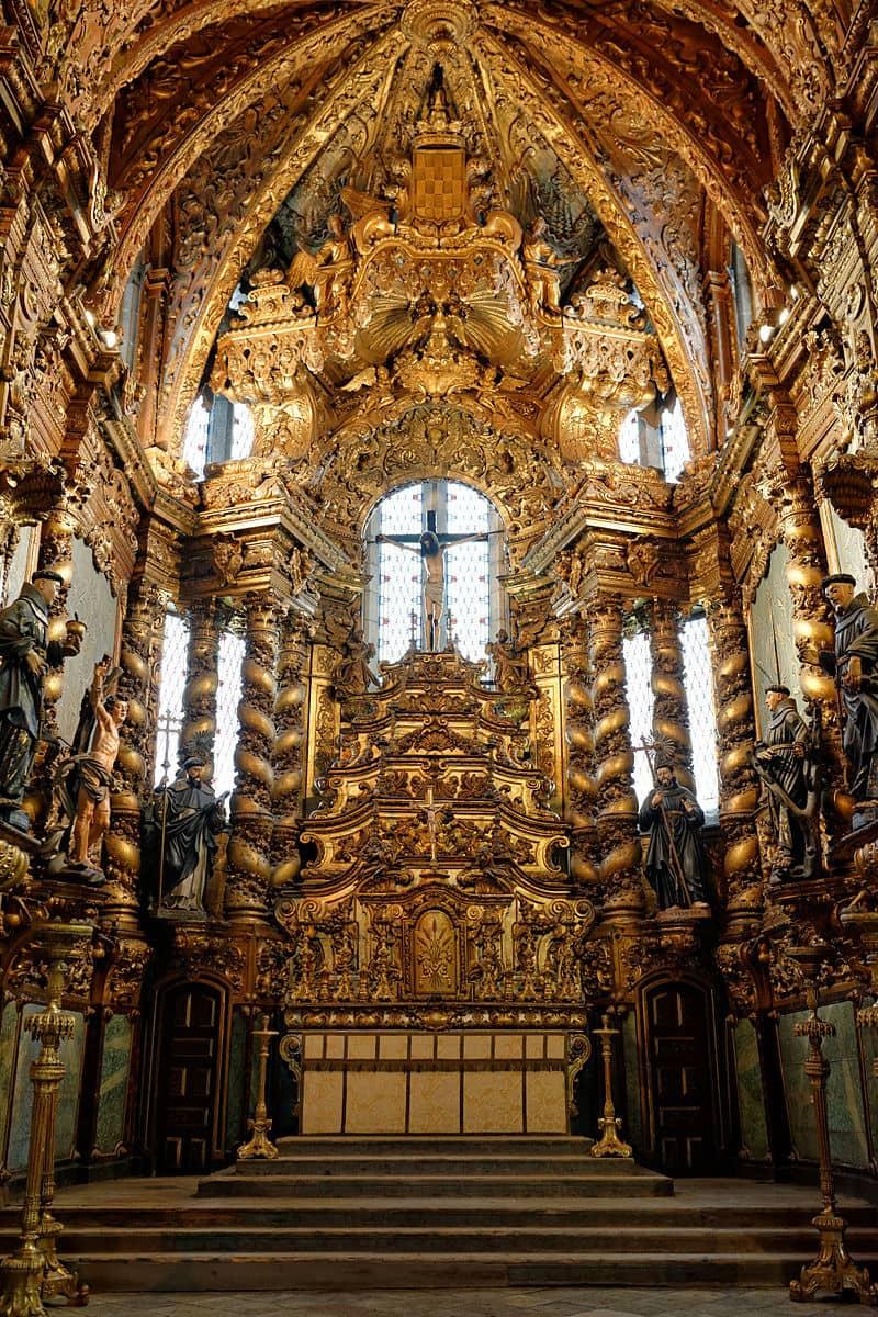 São-Francisco-intérieur