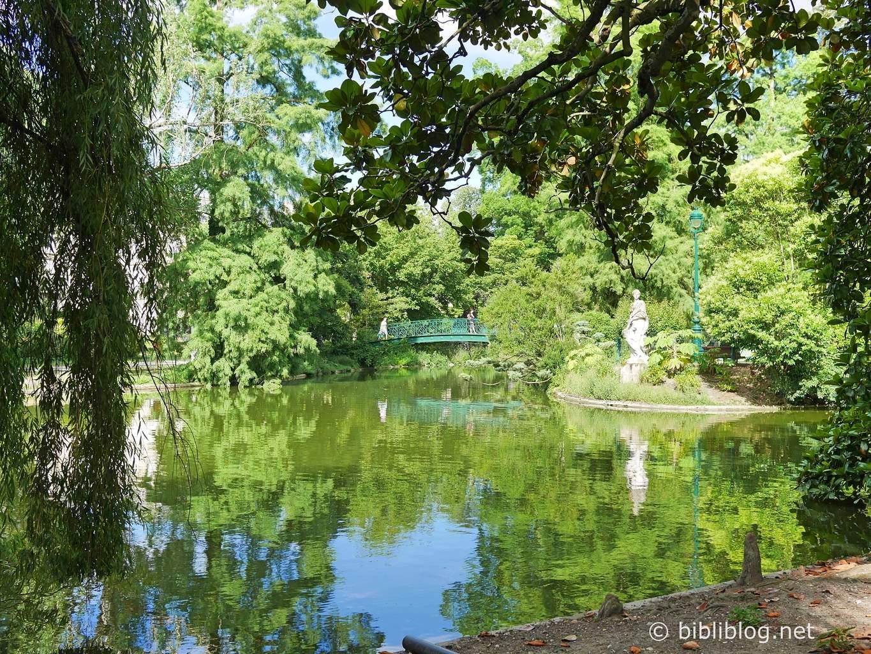 Bordeaux les incontournables du centre ville for Jardin bordeaux