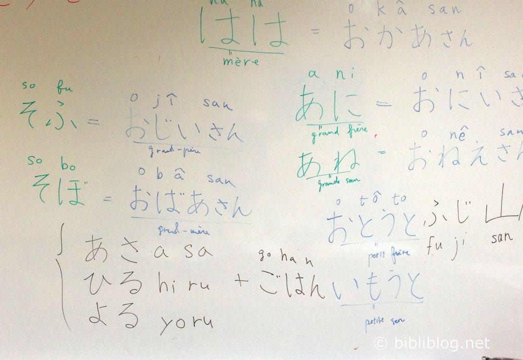 cours-japonais