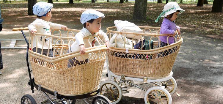 Les enfants au Japon
