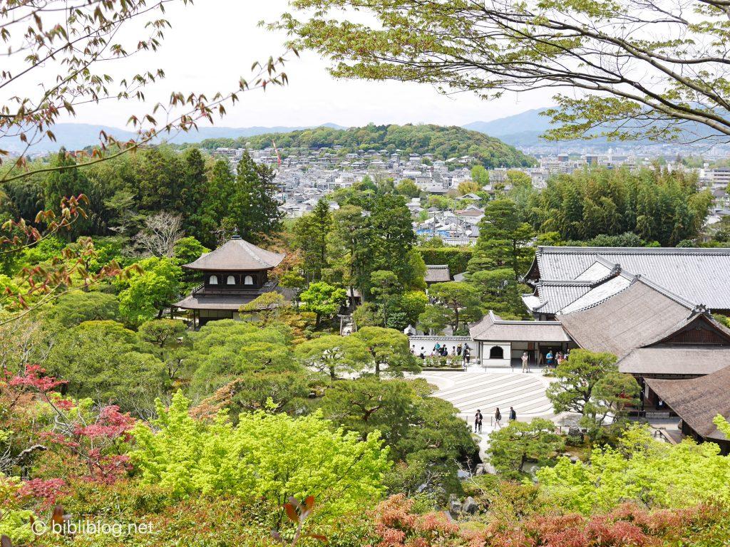 kyoto-ginkakuji-vue