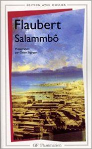 Flaubert Salammbo, roman historique