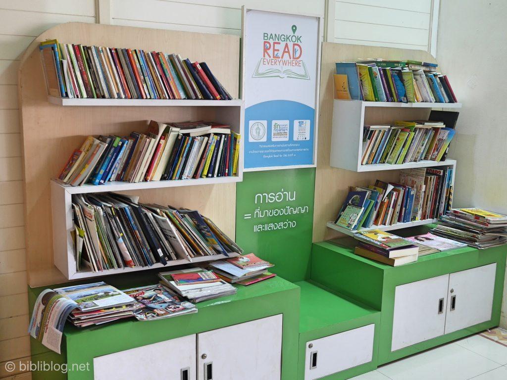 Bangkok boîte à livres