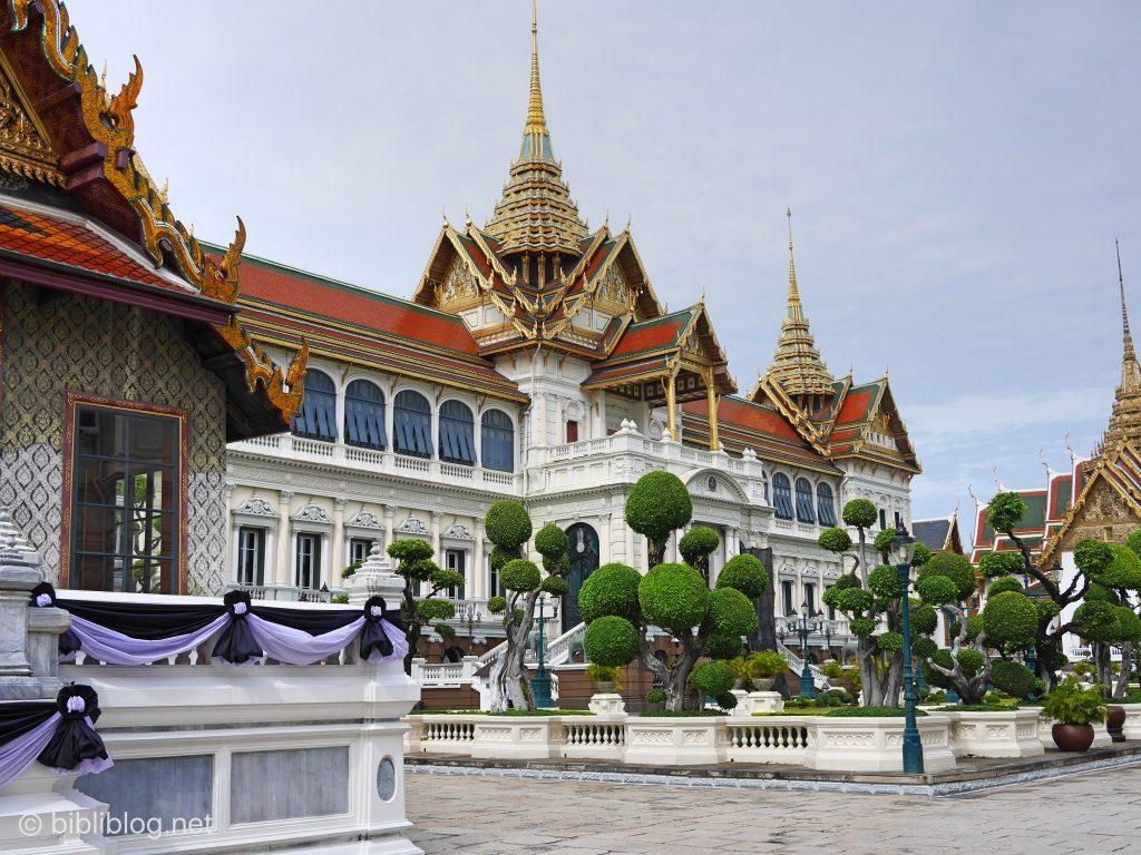 Thaïlande Bangkok palais impérial