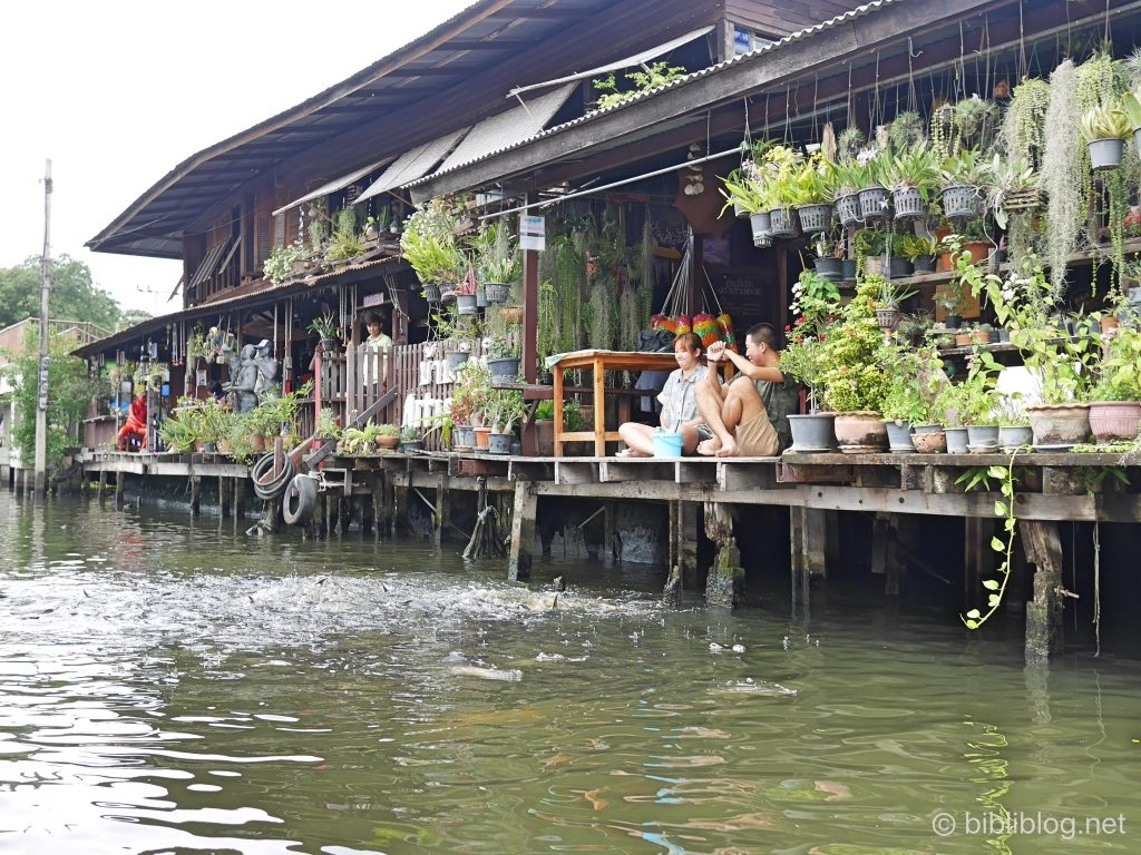 Thailande Bangkok Mekong