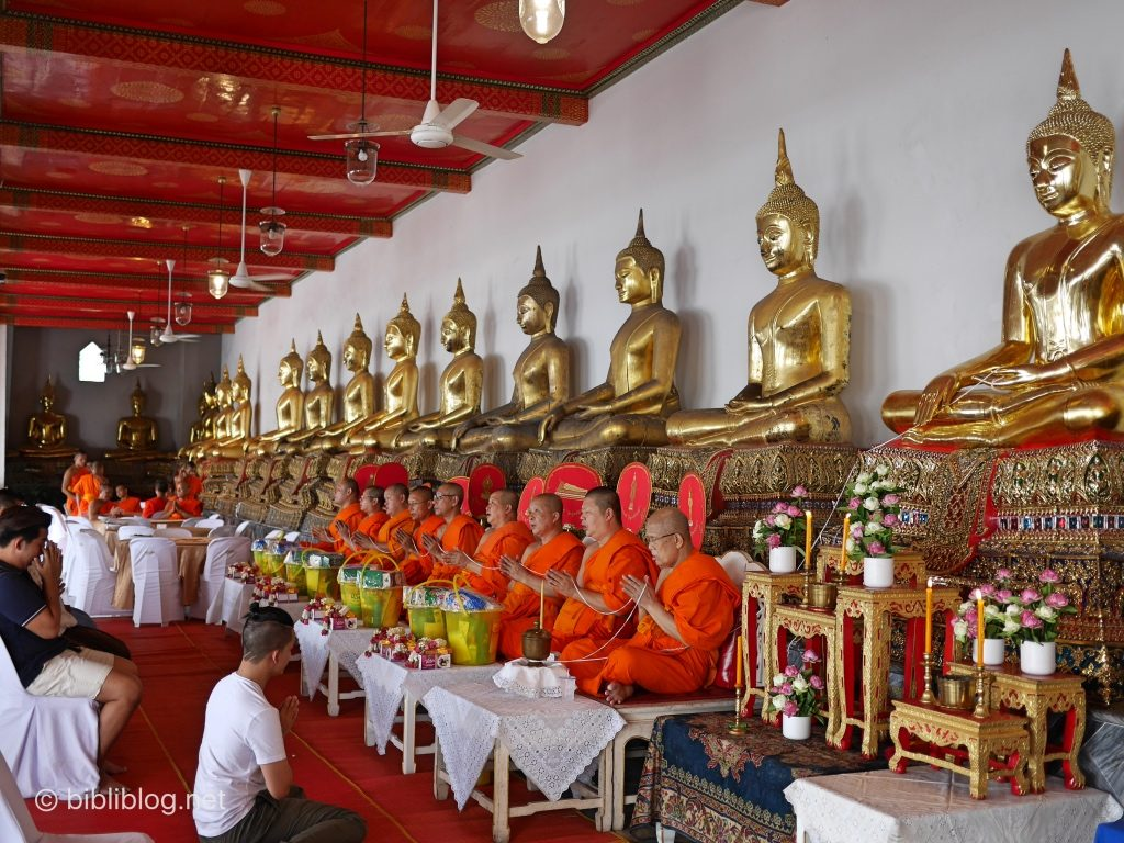 thailande moines