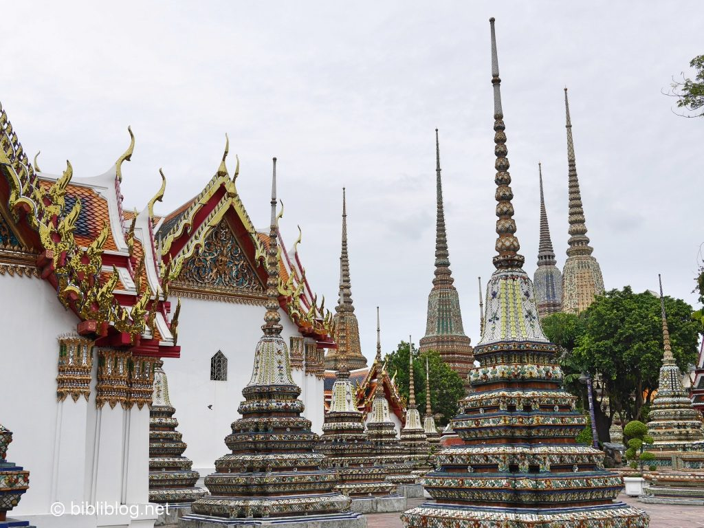 Thailande Bangkok Wat Pho