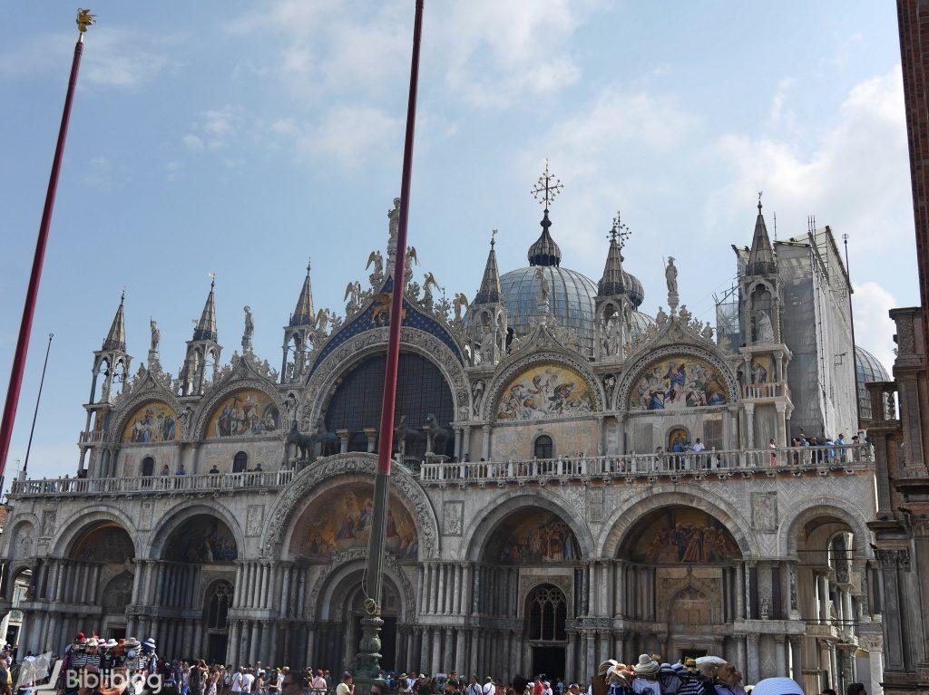 Venise Basilique San-Marco