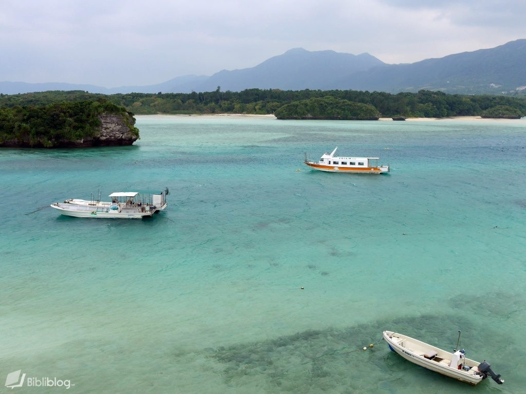 Kabira-bateaux
