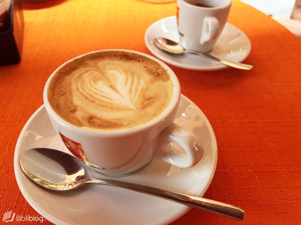 Venise cappuccino