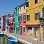 Burano, Venise, Italie