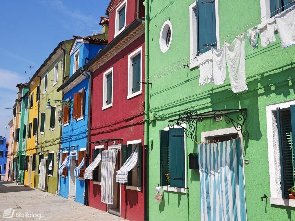 Burano, Italie