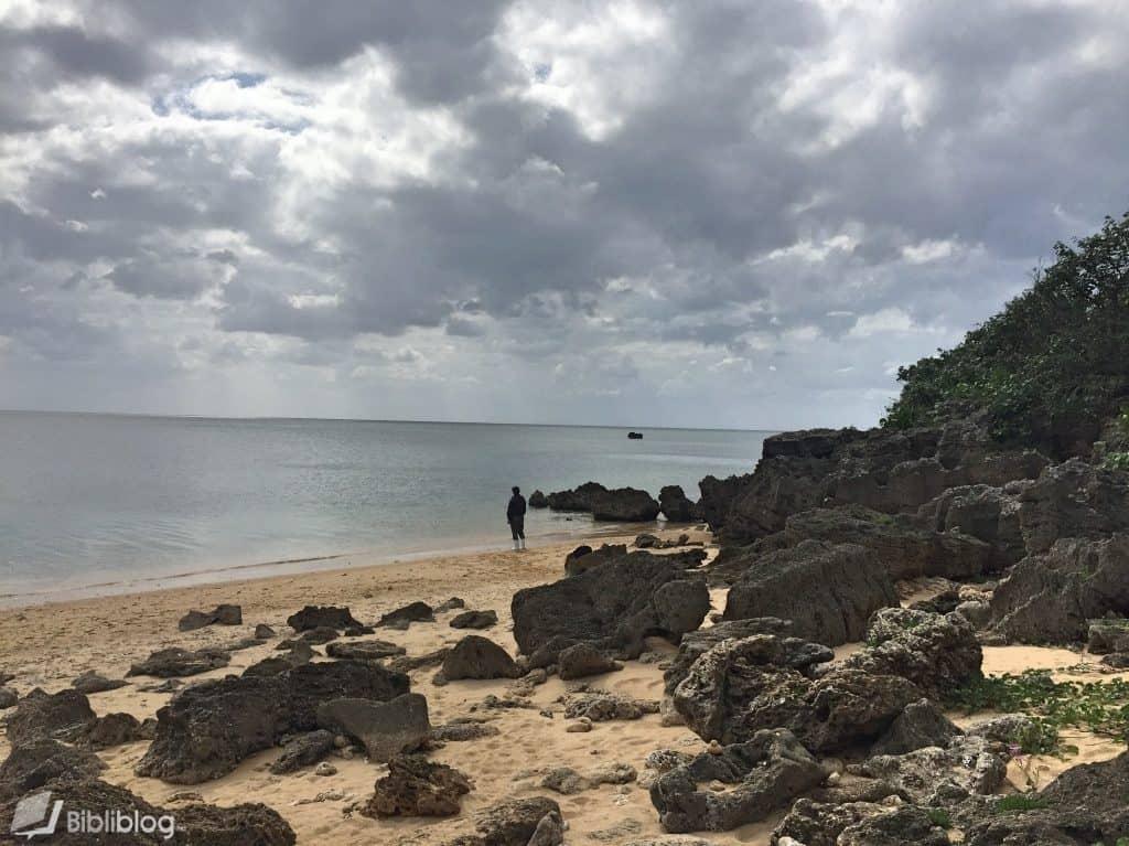 Iriomote-pêcheurs