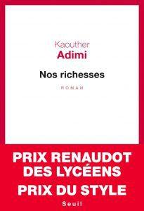 Nos richesses, de Kaouther Adimi