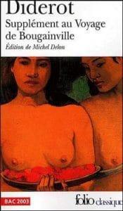 Supplément au voyage de Bougainvillede Denis Diderot