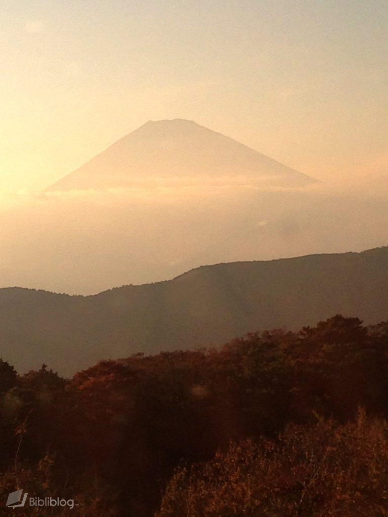 Fuji-san vu de Hakone