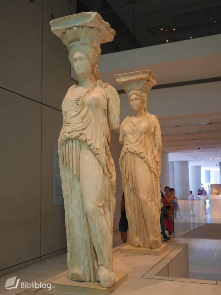 Caryatides-musee-acropole