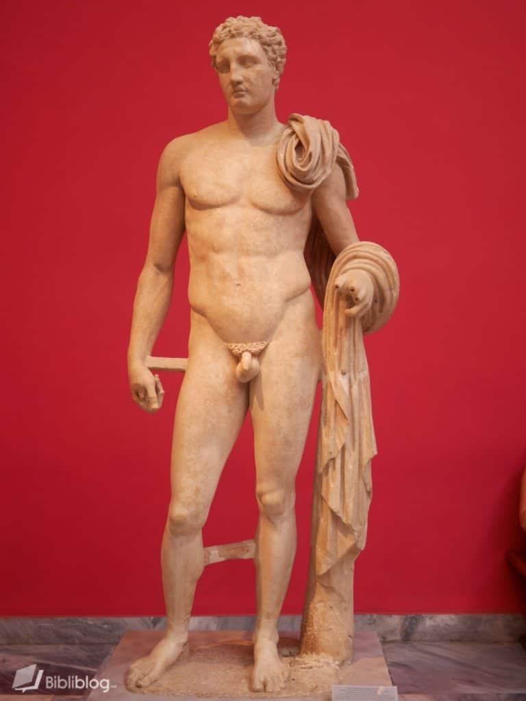Hermes musée archéologique national d'Athènes