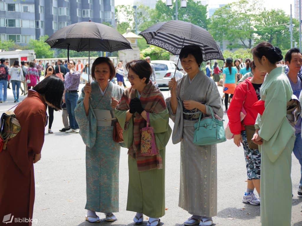 Inclinaison-kimonos