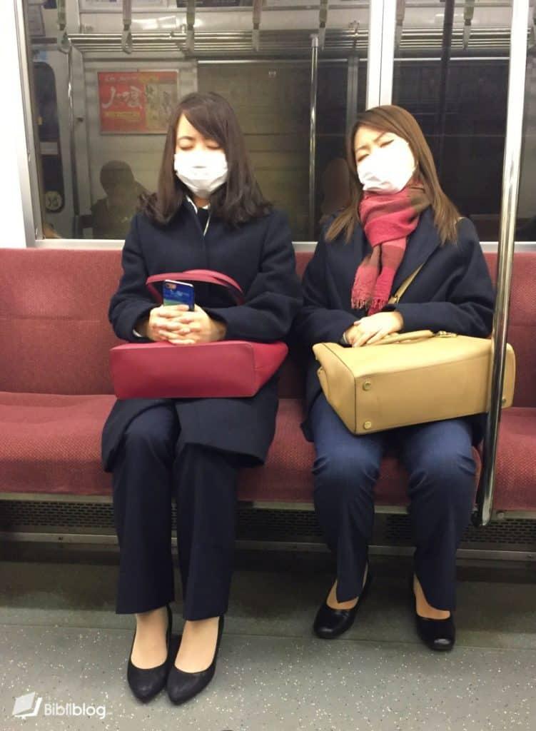 Masques-japon