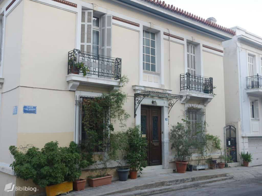Rue-Athènes