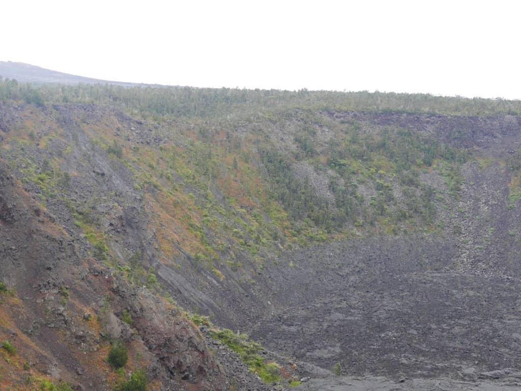 Cratères Hawaii