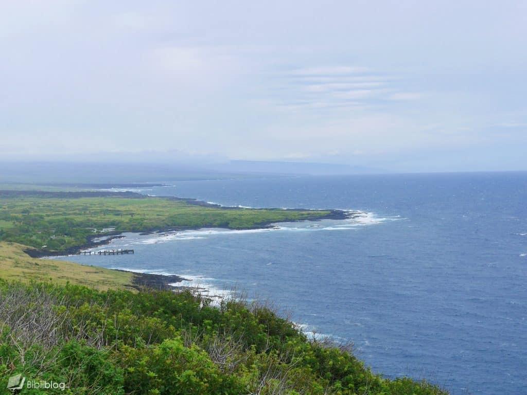 Ocean view Big Island