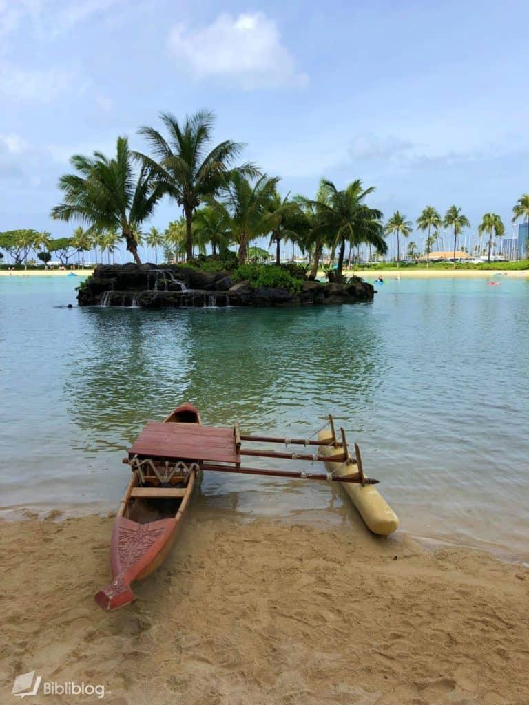 Waikiki-lagon